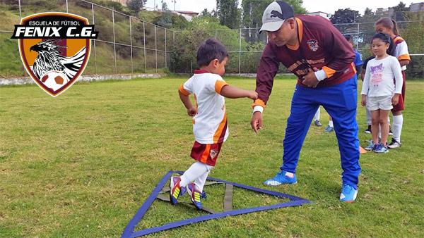 Escuela de Fútbol Sangolquí - CLUB FÉNIX C.G.