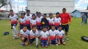 Dirección Técnica - Categoría Sub10 - Club Los Marcis