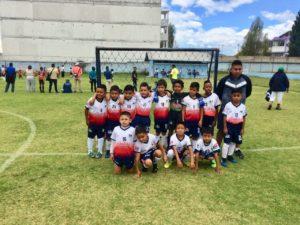 Dirección Técnica - Categoría Sub 8 - Club Los Marcis