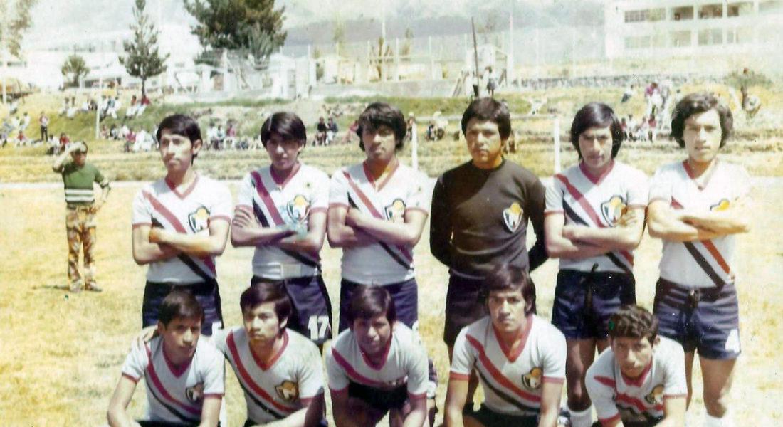 Sub 20 Club El Nacional - 1972